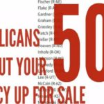 Here Are the 50 GOP Senators Who Just Sacrificed Your #BroadbandPrivacy to Corporate Profits