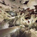 Weird Life Form Found Trapped Inside Huge Underground Crystals