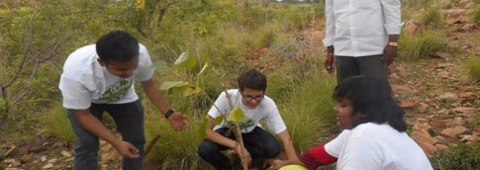 This Teen Is On A Mission To Plant 150 Trees For Every Person On Earth