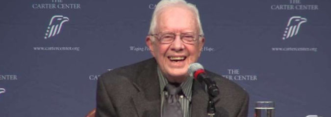 Jimmy Carter Speaks Out Against US 'Oligarchy' and Trump's Diplomatic Failures