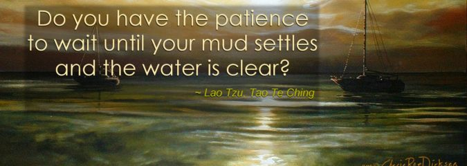 Why Patience Truly is a Virtue