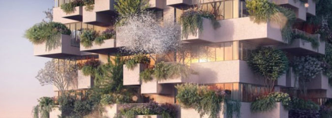 World's First Vertical Forest for Low-Income Housing to be Built in The Netherlands