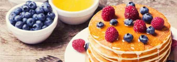 Ingredients You Can Add to Your Pancakes to Make Them Healthier (and More Delicious)