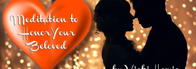 """Avoid the 2 Biggest Love Mistakes With This """"Honor Your Beloved"""" Valentine's Meditation"""