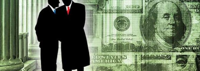 Overflowing Swamp: Non-Partisan Watchdog Report Shows Political Bribery Now at Record Levels