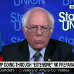 Sanders Rips Bolton and Other Washington Hawks Who Push 'War and Militarism' as 'Answer to Everything'
