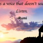 Why You Should Listen To the Call Of Your Inner Voice