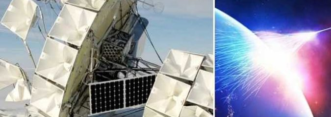 Bizarre Cosmic Rays Are Shooting Out of Antarctica and Physicists Can't Explain It