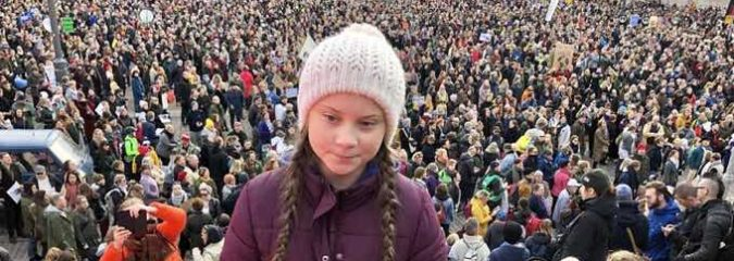Youth Climate Movement to World Leaders: We Will 'Change Fate of Humanity, Whether You Like It or Not'
