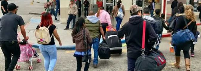 Good News: 29 Parents Separated From Their Kids and Deported Take Step Toward Asylum