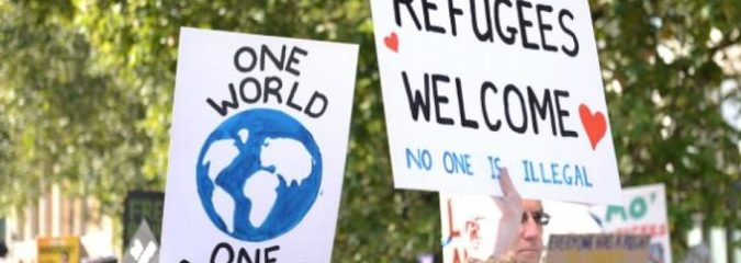 50th US Community Affirms 'Refugees Welcome' With New Resolution