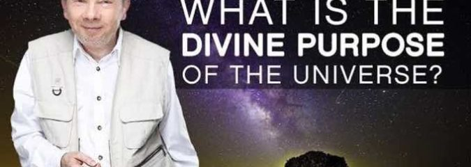Eckhart Tolle: The Divine Purpose Of The Universe