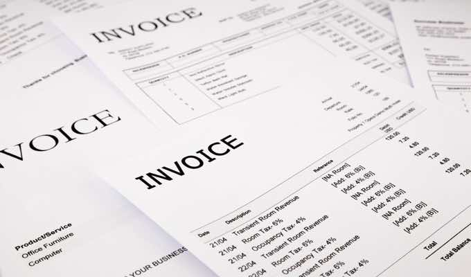 Top Features To Look For In An Invoice Maker