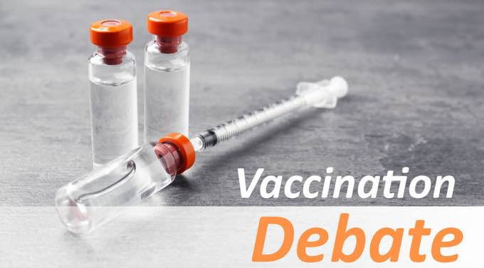 Vaccine Debate Is On! Robert F. Kennedy, Jr. vs Alan Dershowitz