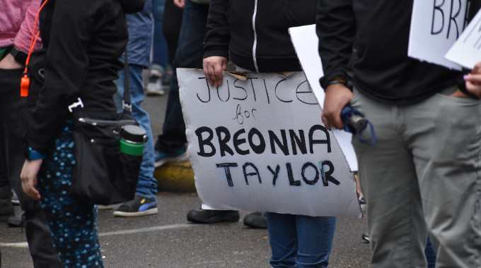 justice for Breonna Taylor